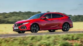 Nowa Honda Civic otrzyma silnik Diesla