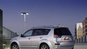 Mitsubishi Outlander V6 - Brzmi kusząco