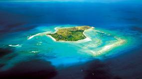 Necker Island - prywatna wyspa Richarda Bransona na Karaibach