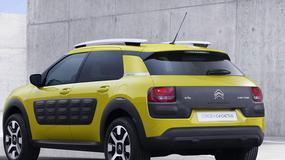 Citroën C4 Cactus przed premierą