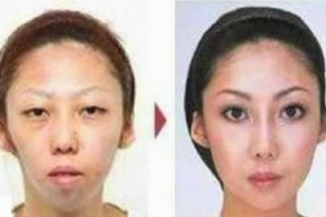 Муж развелся с женой когда увидел ее без макияжа фото