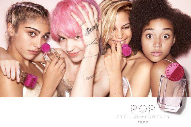 Kampania perfum Pop