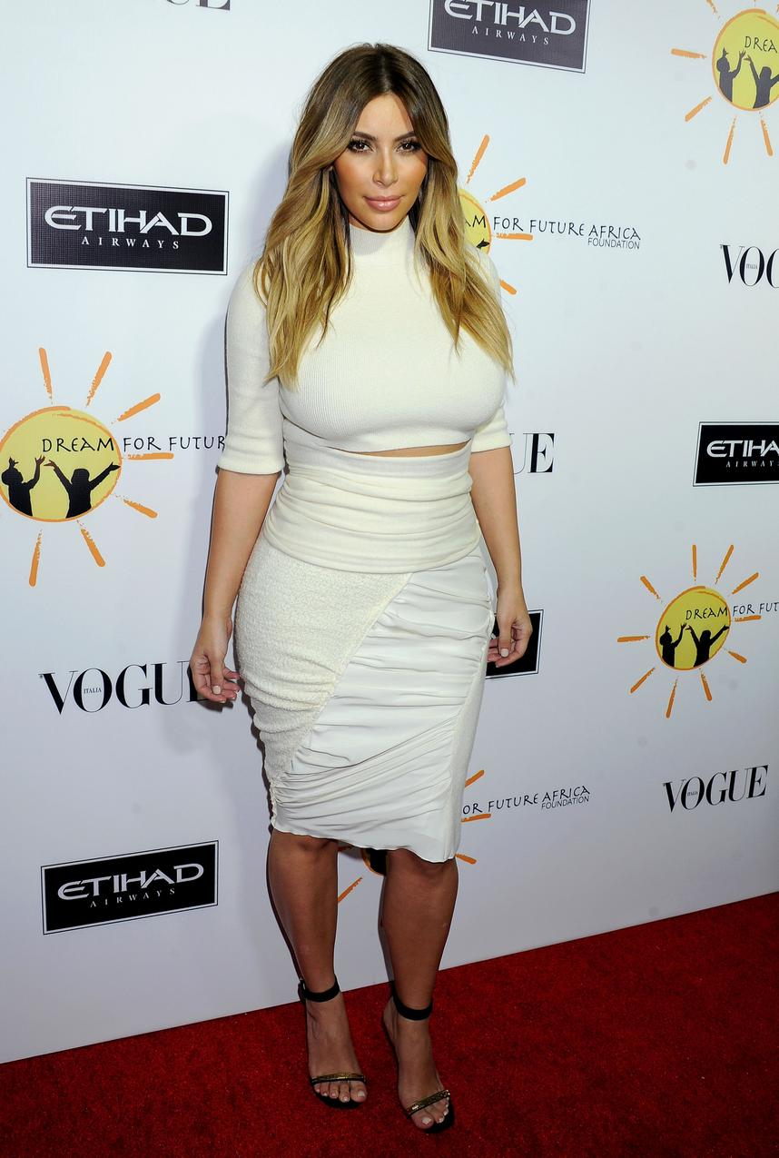 2013: Kim Kardashian / Bulls Press