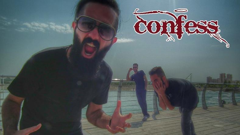 A Confess nevű iráni banda nagy bajban van /forrás: Youtube