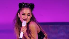 """Ariana Grande zaśpiewa na """"Igrzyskach śmierci"""""""