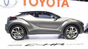 Toyota C-HR Concept: ostatnia przymiarka