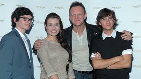 Gwiazdy z dziećmi na premierze filmu dla najmłodszych