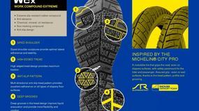 Antypoślizgowe obuwie powstałe we współpracy z Michelin