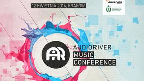 Kamp!, Jamal i Jem the Misfit na IV Konferencji Muzycznej Audioriver w Krakowie