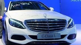 Mercedes klasy C w longu