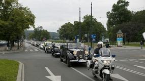 Mercedes-Benz Star Drive Poland: Gwiazdy  w Krakowie