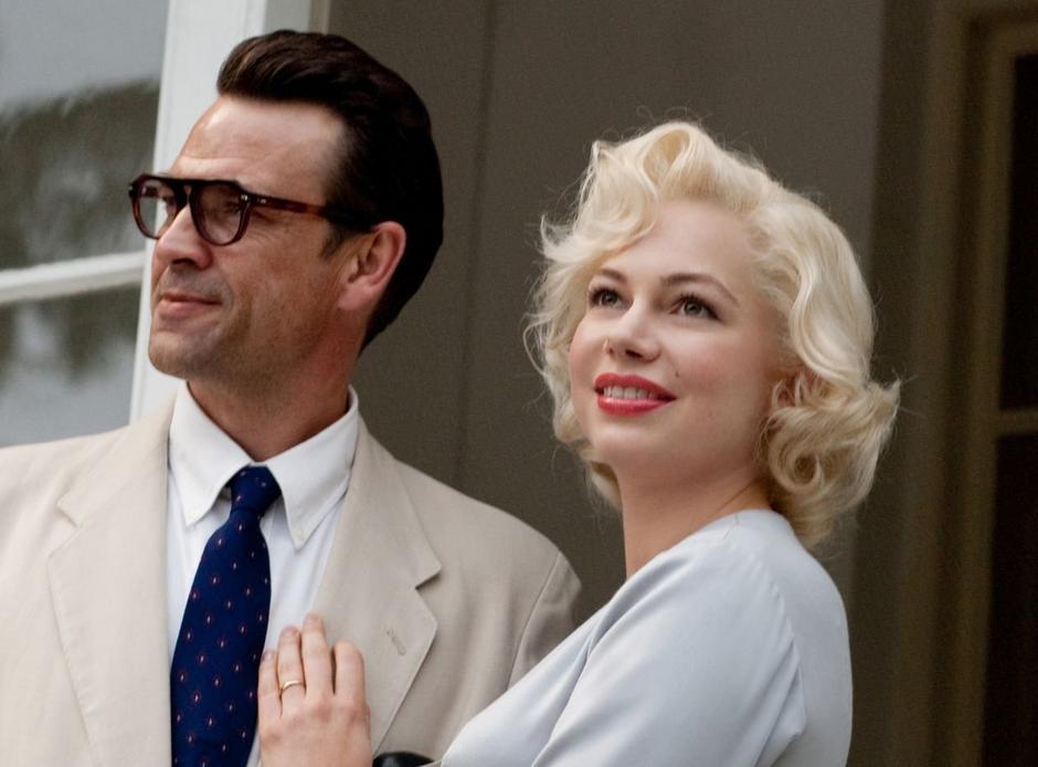 """""""Mój tydzień z Marilyn"""""""
