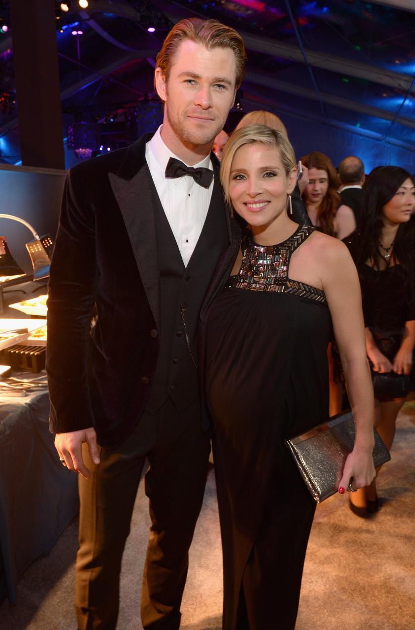 Elsa Pataky i Chris Hemsworth / Getty Images