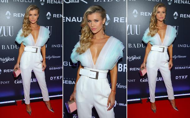 Best Look: Joanna Krupa w kreacji Elisabetta Franchi