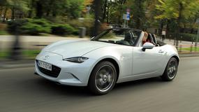 Mazda MX-5 2.0 - już wiosnę czuć!
