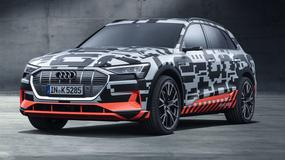 Audi e-tron: elektryczny prototyp na salonie w Genewie