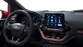 Nowy Ford Fiesta – jeszcze więcej technologii