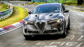 Alfa Romeo Stelvio Quadrifoglio z rekordem na Nurburgringu