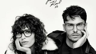 Mica Arganaraz i Baptiste Giabiconi gwiazdami kampanii Karla Lagerfelda