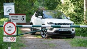 Czy SUV nadaje się do jazdy w terenie?