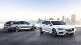Opel Insignia Grand Sport i Sports Tourer – polskie ceny
