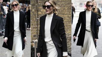 Olivia Palermo w butach Diora