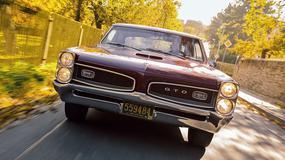 Pontiac GTO - rock na kołach!