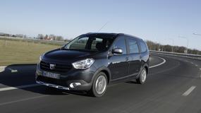 Van dla fanów terenówek - Dacia Lodgy Stepway