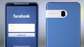 Polski Blue Facebook Phone