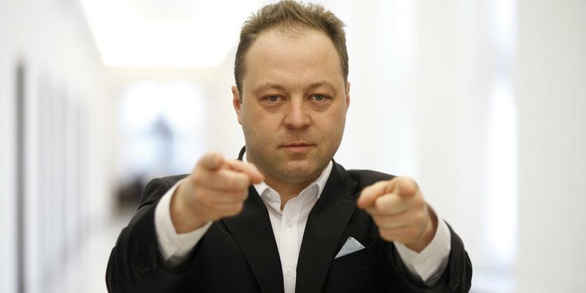 """Klaudiusz Pobudzin przeszedł z Telewizji Trwam do """"Wiadomości"""" TVP1"""