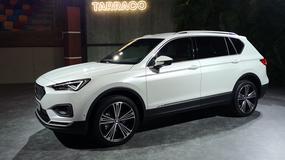 Seat Tarraco - to już trzeci SUV w gamie hiszpańskiej marki