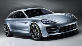 Porsche Pajun tylko na prąd