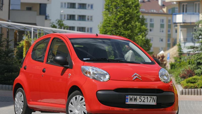 Używane auta do miasta, czyli auto idealne na kryzys