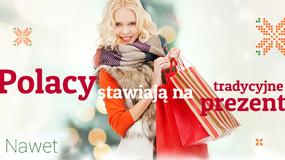 Polacy stawiają na sprawdzone prezenty
