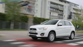 Odświeżone Mitsubishi ASX: wersja budżetowa