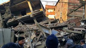 Indie i Nepal mogą nawiedzić potężne trzęsienia Ziemi o sile pow. 8 w skali Richtera