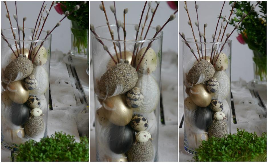 Wielkanoc Dekoracje Na świąteczny Stół Vumag