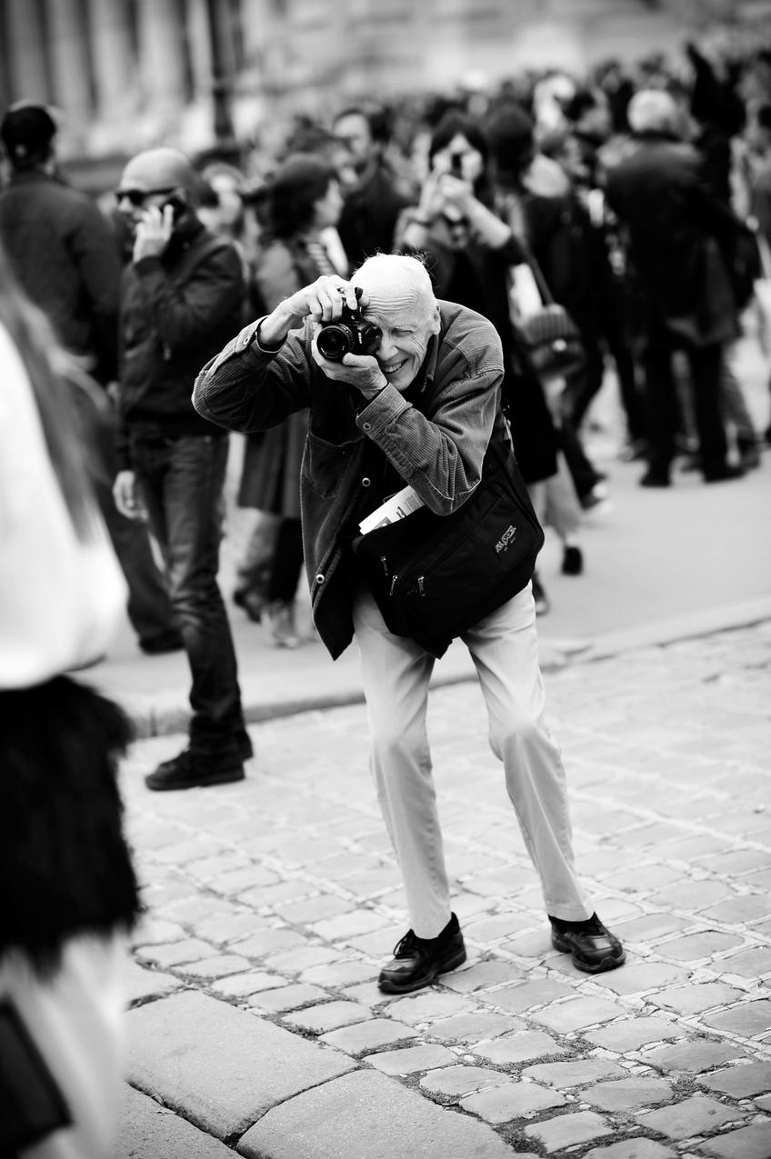 Bill Cunningham / Getty Images