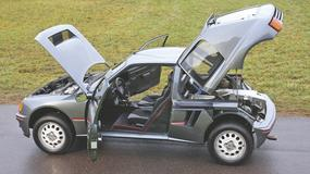Peugeot 205 Turbo 16 - francuski potwór
