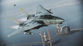 """Ace Combat: Infinity - jak wyglądają samoloty, gdy """"krwiawią""""?"""