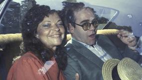 Elton John - choć jest zdeklarowanym gejem, miał kiedyś żonę