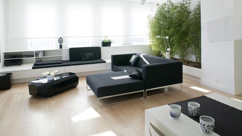 Mieszkanie Jakuba - minimalistycznie i przytulnie