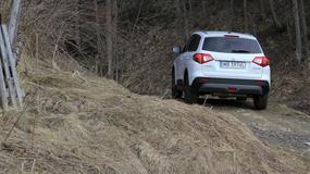 Suzuki Vitara S - Górski sprawdzian | TEST