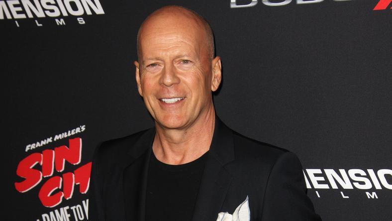 Bruce Willis öt lány édesapja /Fotó: Northfoto