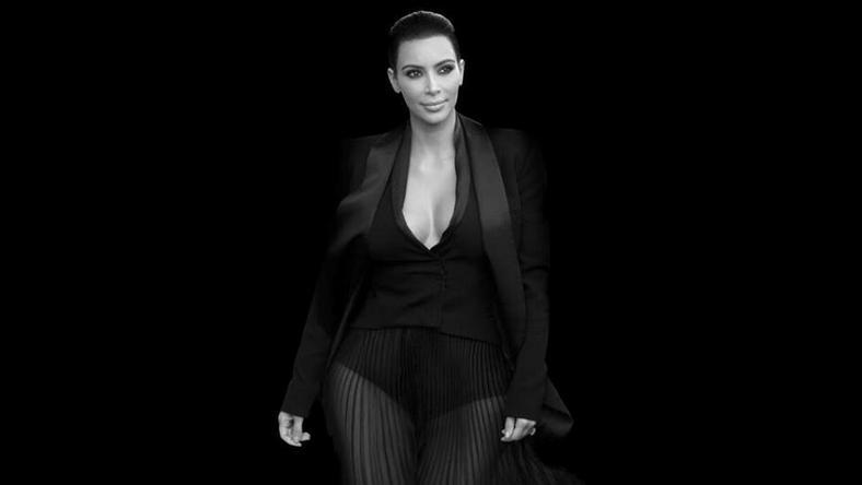 Kim Kardashian boldogabb, mint valaha