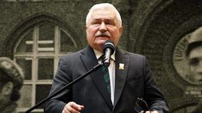 """Wałęsa w """"Die Welt"""": wstydzę się za prezydenta Dudę"""