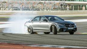 Mercedes-AMG E63 4MATIC+ | TEST | Pierwsza jazda
