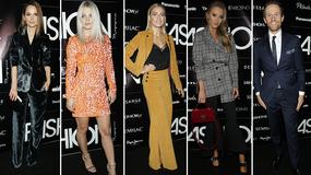 Gwiazdy na gali rozdania nagród Fashion Magazine 2017
