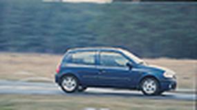 Renault Clio II - Mały przyjaciel kobiet i nie tylko
