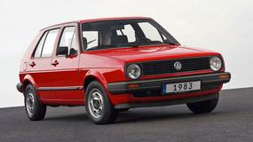 Volkswagen Golf II skończył 30 lat